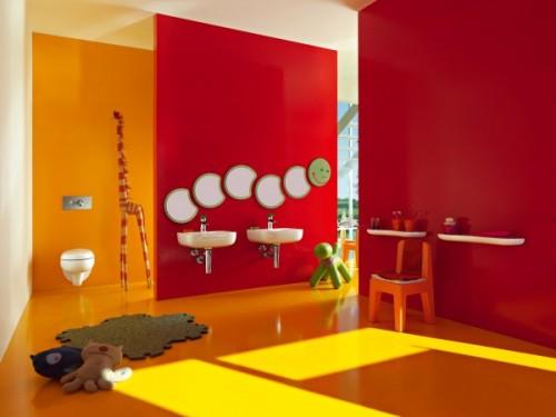 baie-colorata-pentru-copii