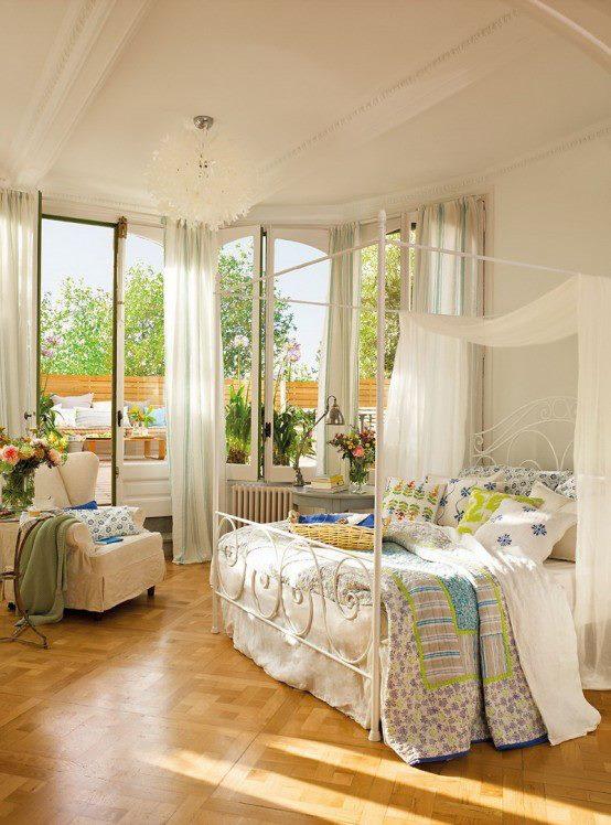 Cele mai frumoase dormitoare