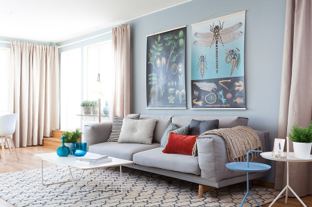 apartament-amenajat-in-albastru-gri