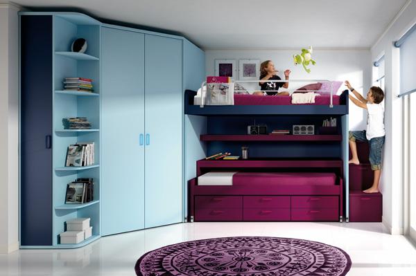 mobilier-modular-pentru-camera-copiilor