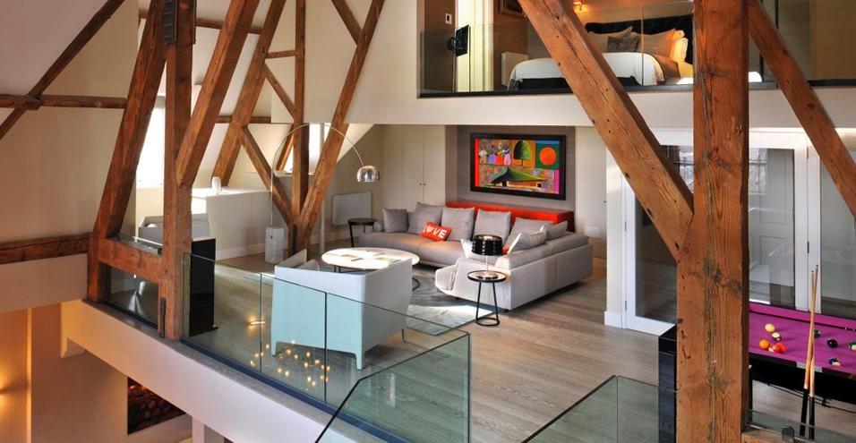 penthouse-pe-trei-nivele-la-londra