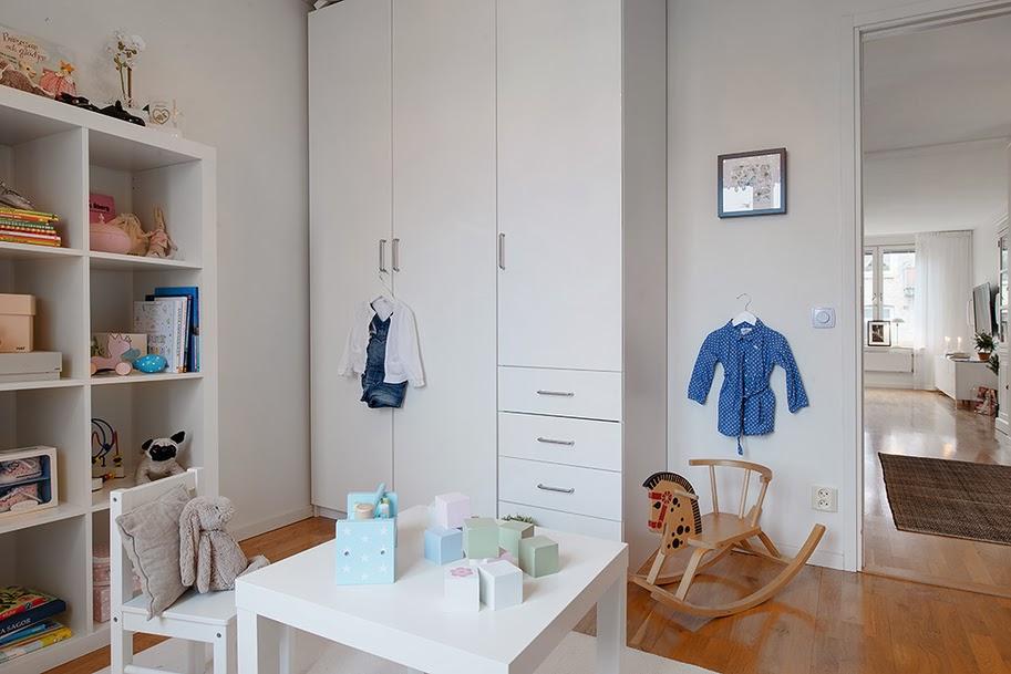amenajari, interioare, decoratiuni, decor, design interior, stil scandinav, apartament 3 camere, camera copil