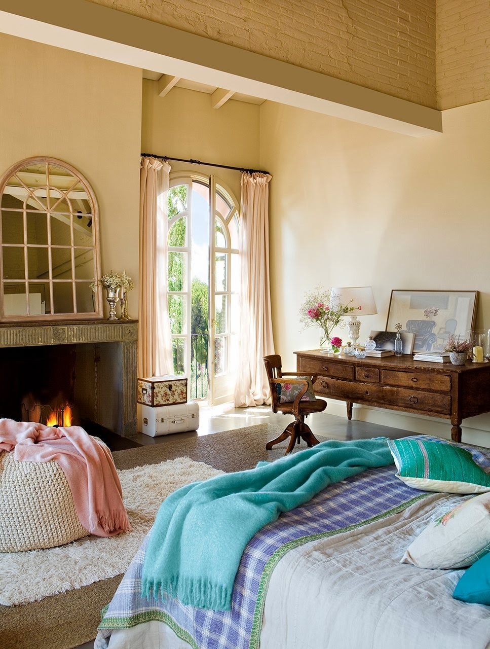 amenajari, interioare, decoratiuni, decor, design interior, amenajare dormitor, feminin, primavaratic, turcoaz, roz ,