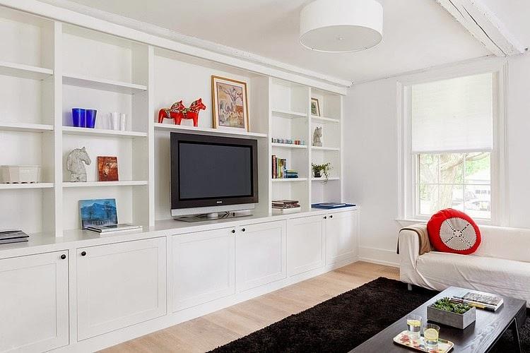 amenajari, interioare, decoratiuni, decor, design interior, alb, rosu, living, sufragerie, plan deschis
