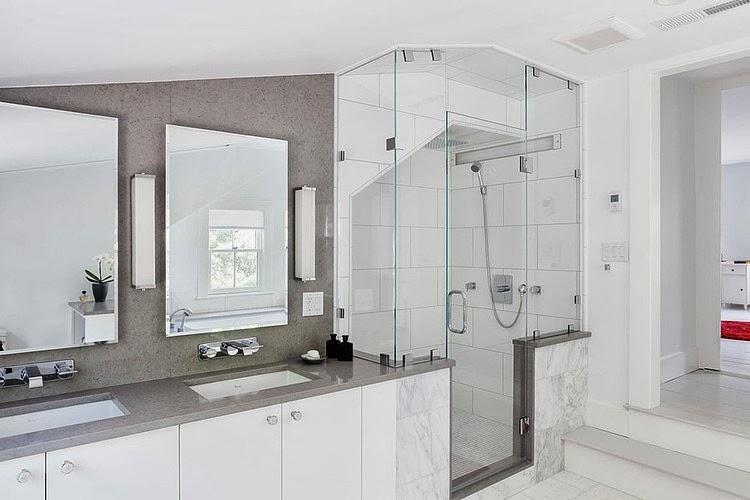 amenajari, interioare, decoratiuni, decor, design interior, alb, baie