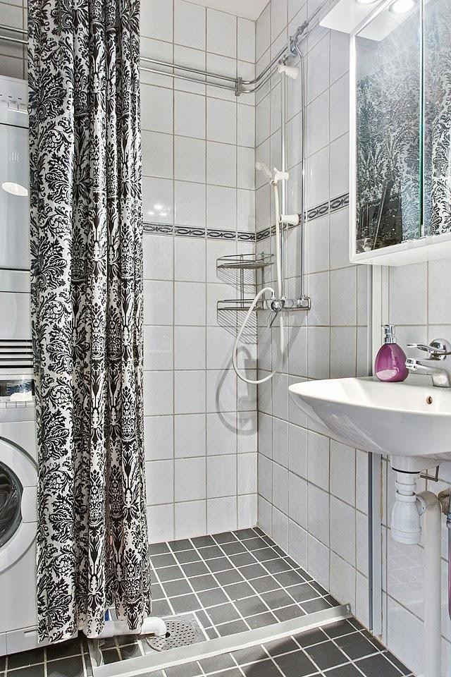 amenajari, interioare, decoratiuni, decor, design interior, duplex, apartament 5 camere, stil scandinav, baie