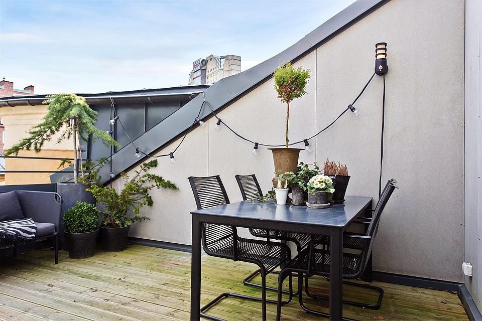 amenajari, interioare, decoratiuni, decor, design interior, duplex, apartament 5 camere, stil scandinav, balcon
