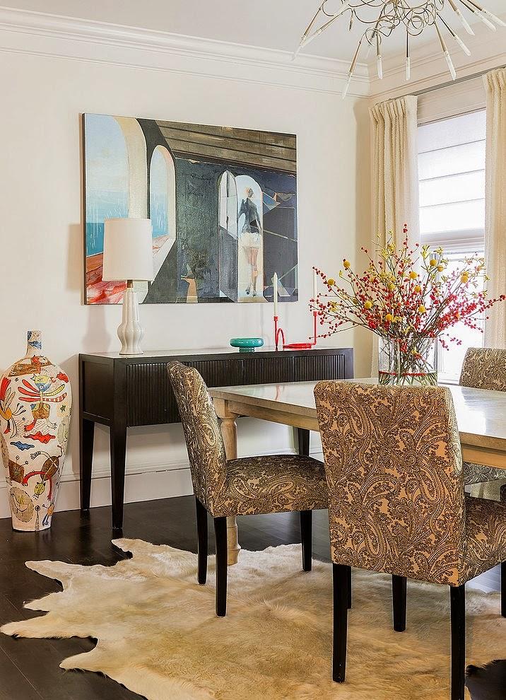 amenajari, interioare, decoratiuni, decor, design interior, stil eclectic, sufragerie