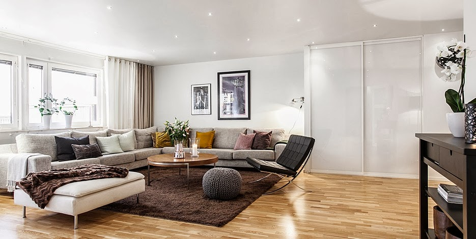 amenajari, interioare, decoratiuni, decor, design interior, stil scandinav, culori neutre, apartament 3 camere, living,