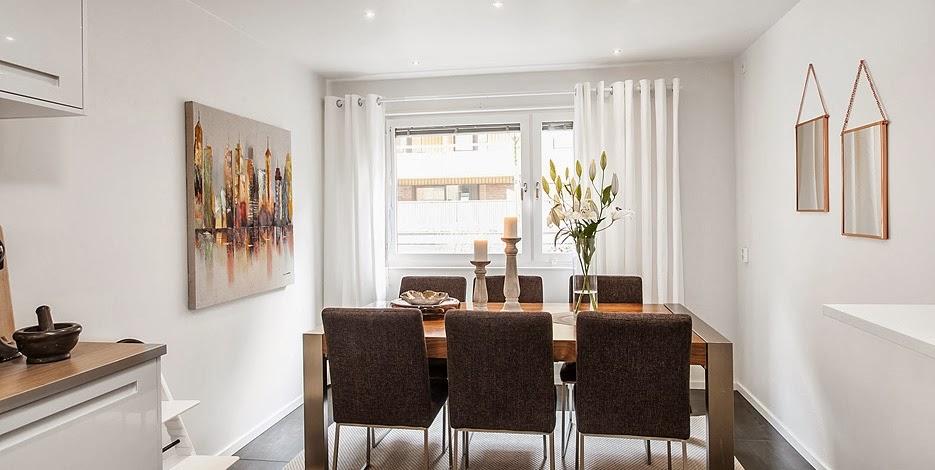 amenajari, interioare, decoratiuni, decor, design interior, stil scandinav, culori neutre, apartament 3 camere, sufragerie