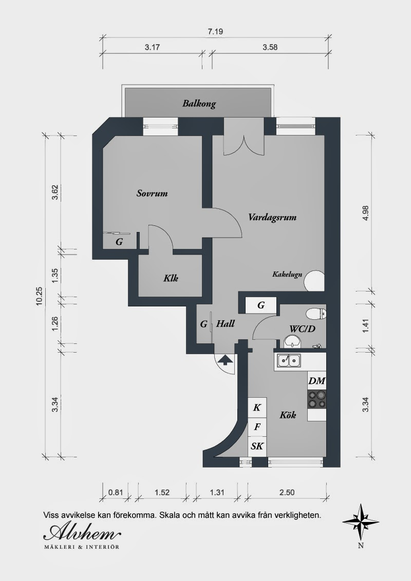 amenajari, interioare, decoratiuni, decor, design interior, apartament 2 camere, spatii mici, scandinav, plan apartament