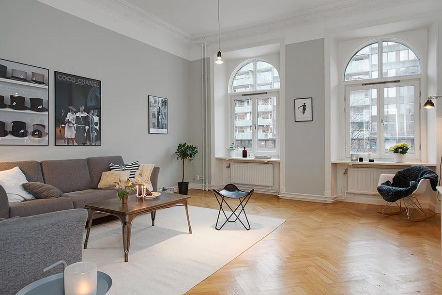 amenajari, interioare, decoratiuni, decor, design interior, apartament 3 camere, stil scandinav, living