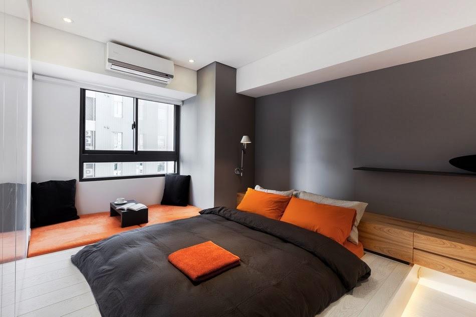 amenajari, interioare, decoratiuni, decor, design interior, minimalist, apartament, dormitor