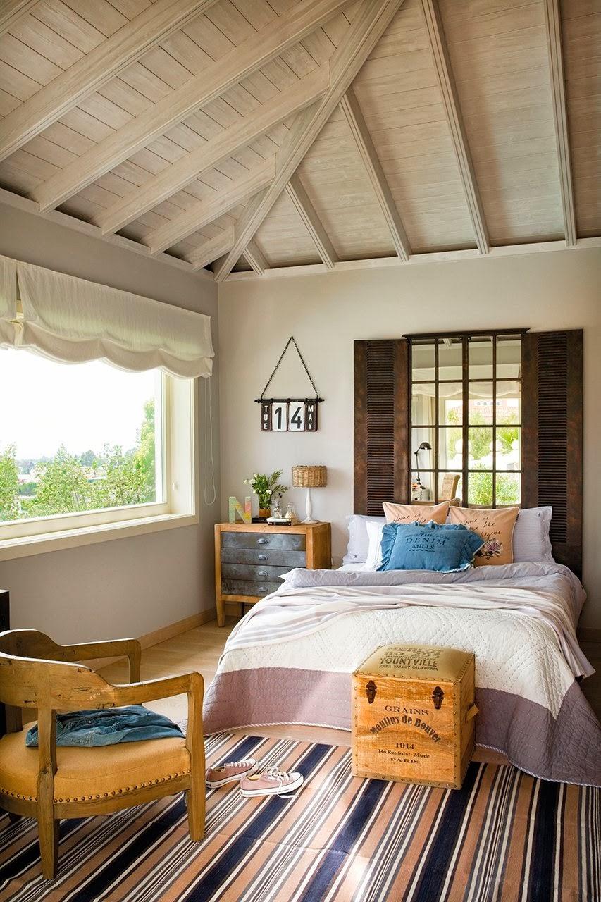 amenajari, interioare, decoratiuni, decor, design interior , dormitor, rustic,