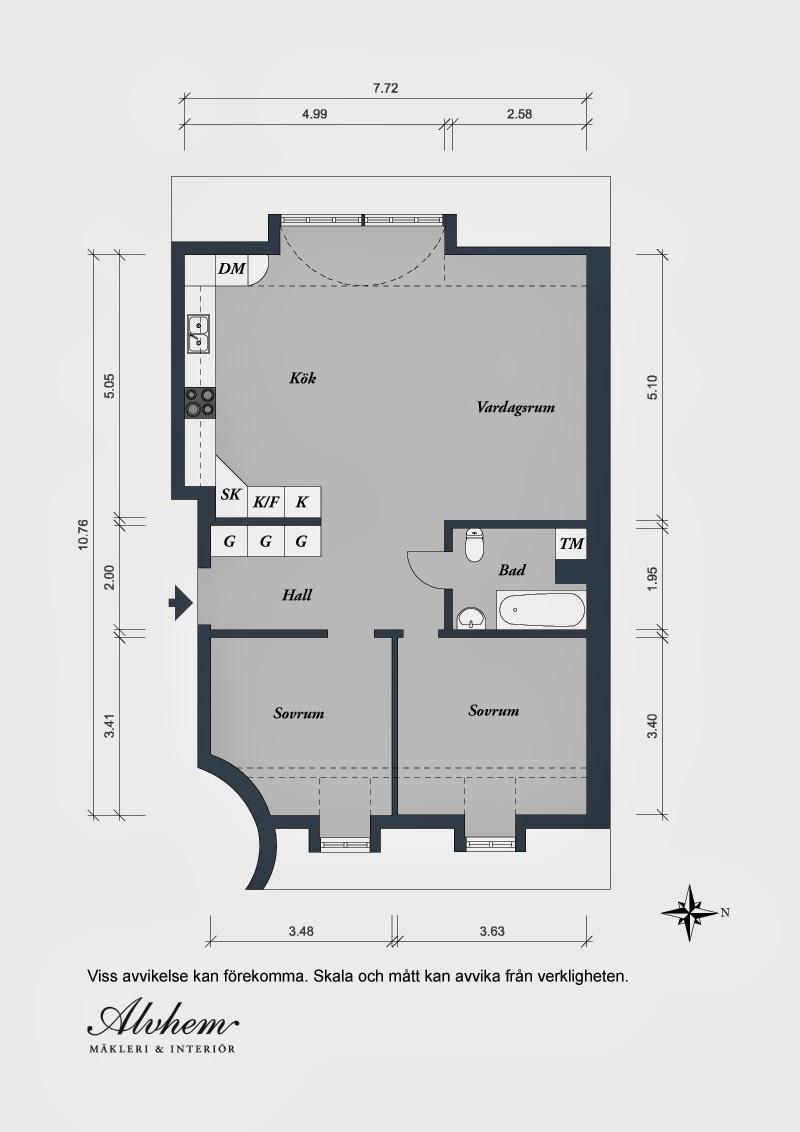 amenajari, interioare, decoratiuni, decor, design interior, mansarda, apartament 3 camere, stil scandinav, dormitor, plan