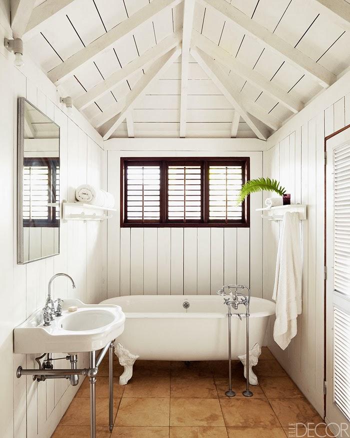 amenajari, interioare, decoratiuni, decor, design interior, casa de vacanta pe plaja, marea caraibelor, baie