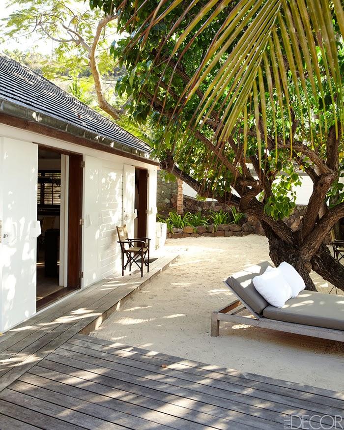 amenajari, interioare, decoratiuni, decor, design interior, casa de vacanta pe plaja, marea caraibelor, terasa , gradina,