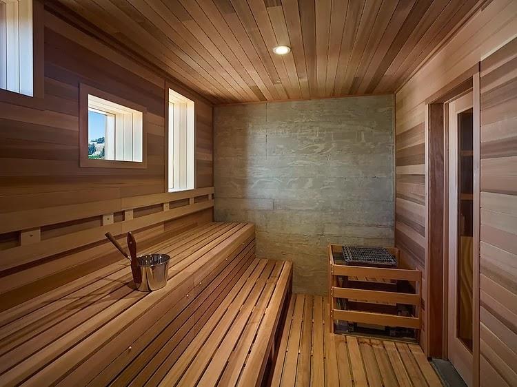 amenajari, interioare, decoratiuni, decor, design interior, vila, casa de vacanta, sauna,