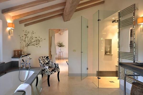 amenajari, interioare, decoratiuni, decor, design interior, stil clasic, vila , italia, baie