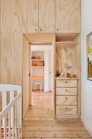 amenajari, interioare, decoratiuni, decor, design interior, apartament, amenajare cu placaj,