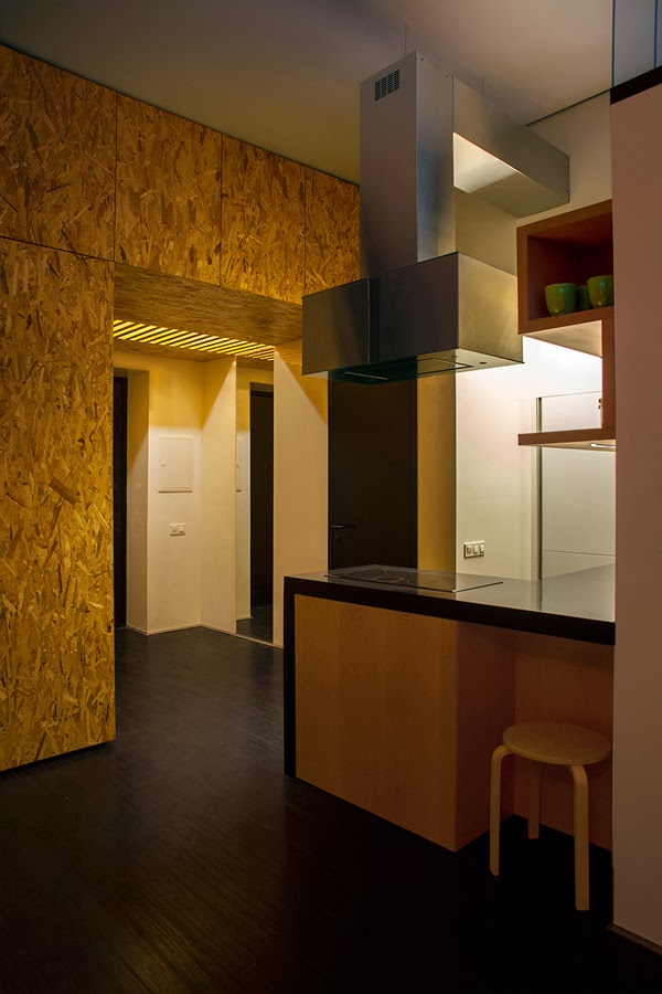 amenajari, interioare, decoratiuni, decor, design interior, apartament de doua camere,