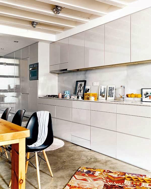 amenajari, interioare, decoratiuni, decor, design interior, loft, bucatarie