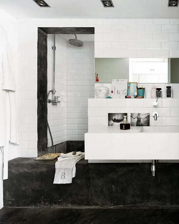 amenajari, interioare, decoratiuni, decor, design interior, loft, dormitor, baie