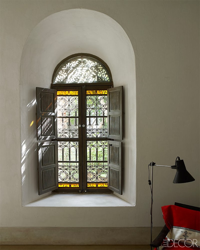 home, decorating, interior design, interiors, casa de vacanta, amenajare marocana, Maroc, fereastra, vitraliu