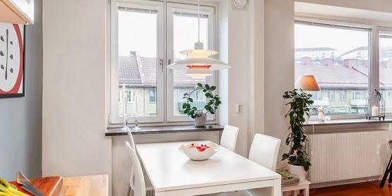 amenajari, interioare, decoratiuni, decor, design interior, stil scandinav, apartament 2 camere, spatii mici, sufragerie