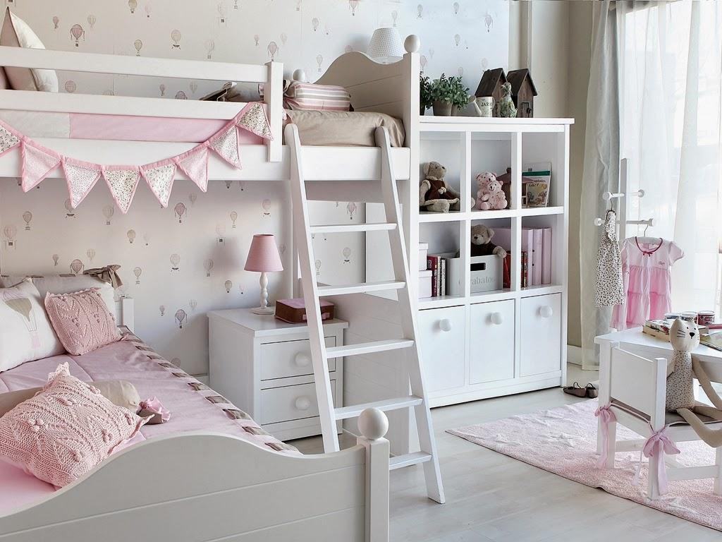 amenajare-in-roz-pentru-doua-fetite