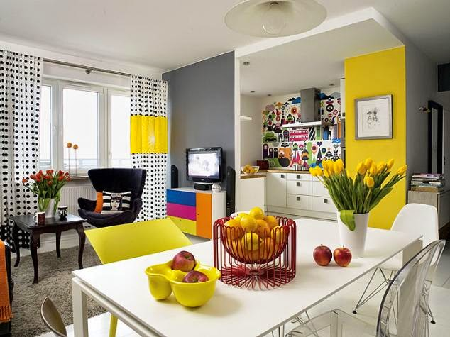 apartament-vesel-si-colorat-in-varsovia