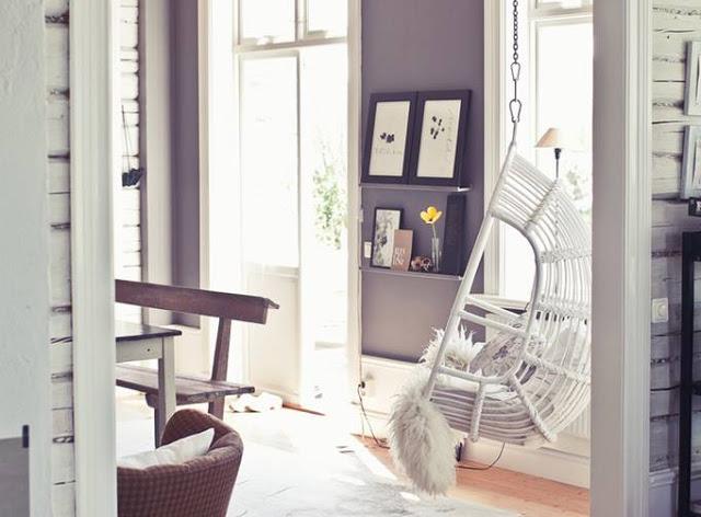cele-mai-frumoase-interioare-amenajate in violet