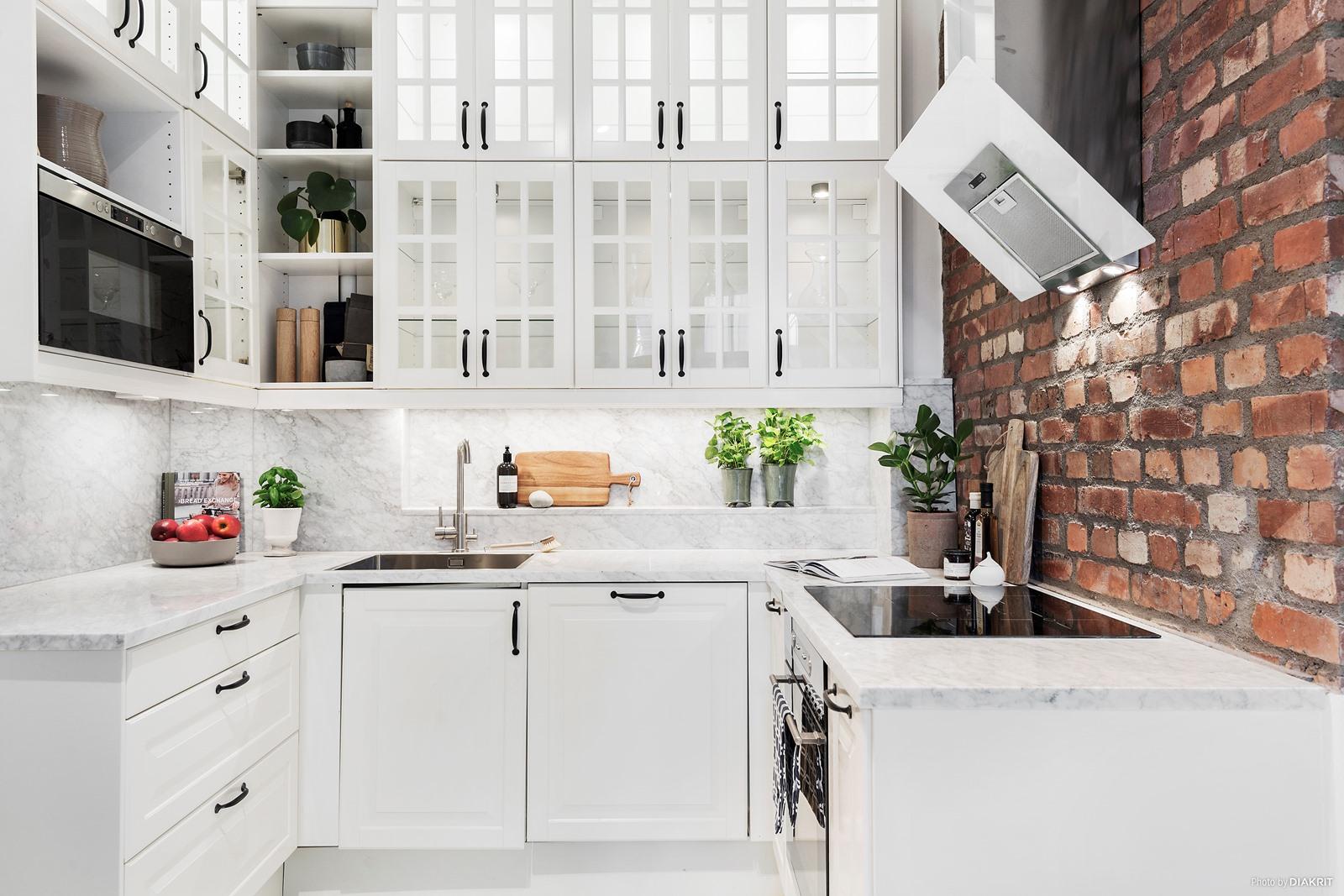 Clasic scandinav într-un apartament de 70 m²