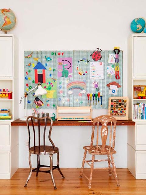 birou pentru camera copiilor