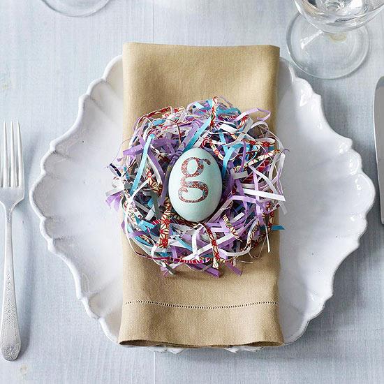 idee decorat ou de paste