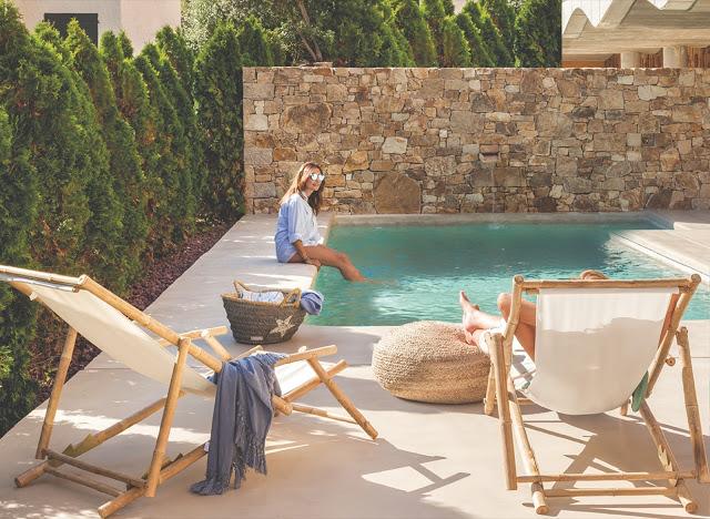 piscina in stil mediteranean