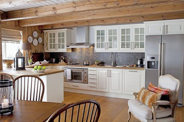 cabana-rustica-decorata-cu-mobilier-clasic