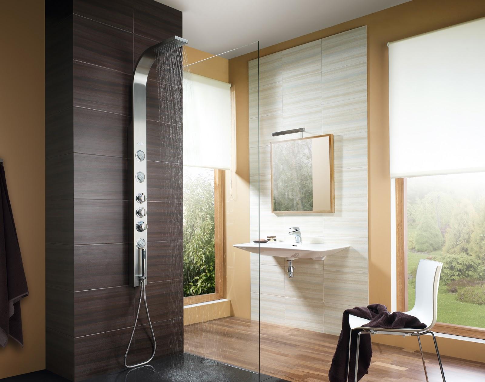 10 lucruri pe care nu le știai despre panelurile de duș