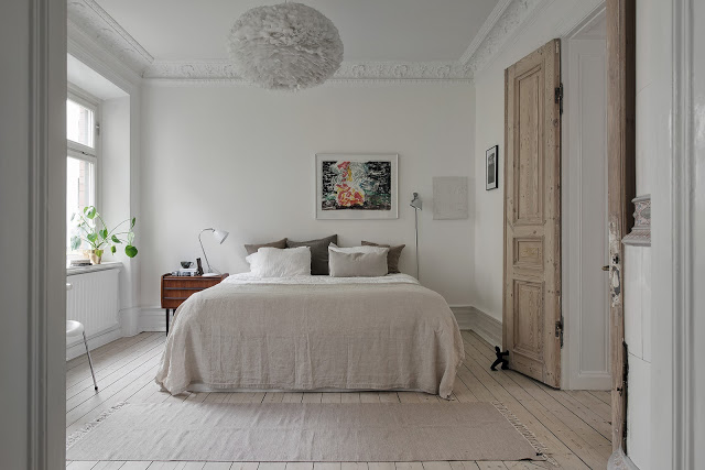 dormitor in tonuri neutre de culoare