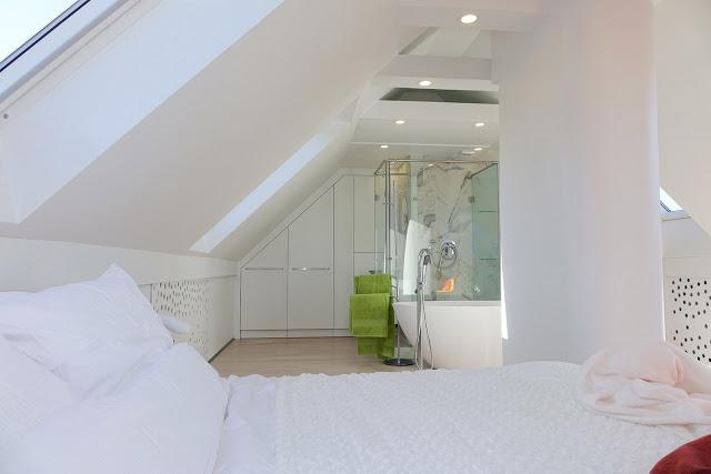 baie in dormitor