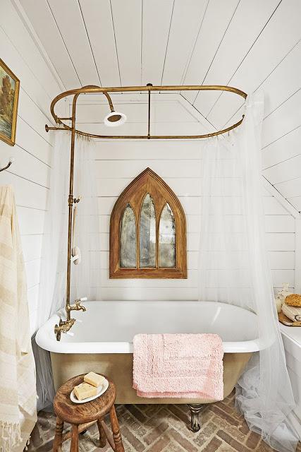 baie cu cada vintage