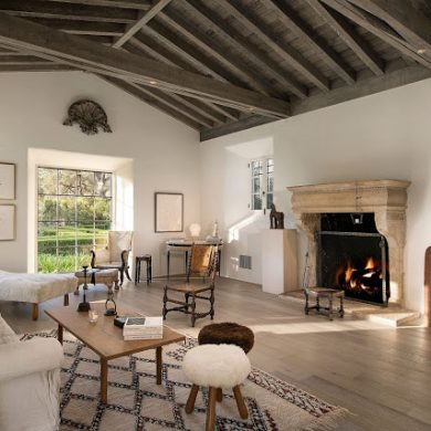 Simplitate și eleganță rustică într-o casă de vânzare cu 6,300,000 dolari