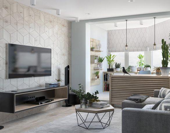 birou-pe-balcon-si-accente-geometrice-proiect-amenajare-apartament-moscova