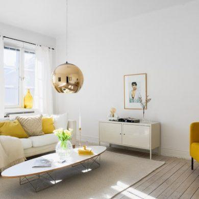 accente-galben-mustar-in-amenajare-apartament-55-mp