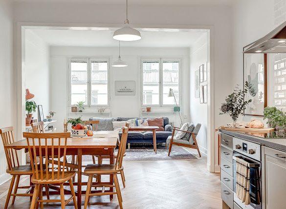 bucatarie-deschisa-catre-living-intr-un-apartament-53-mp
