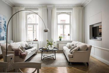 amenajare-in-bej-pentru-un-apartament-din-suedia