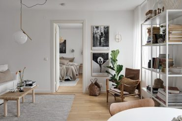 decor-in-tonuri-naturale-de-culoare-apartament-40-mp