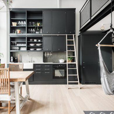 hamac-in-living-scara-in-bucatarie-si-dormitor-mezanin-apartament-62-mp