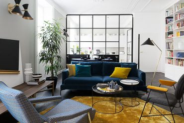 detalii-geometrice-accente-clasice-si-culori-tari-amenajare-apartament-milano
