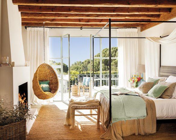 Rustic, natural și luminos într-o casă de vacanță de vis din Costa del Sol